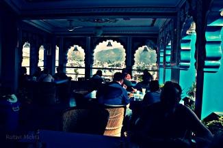 Restaurant in Pushkar