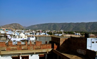 Pushkar, Temple, Travel India