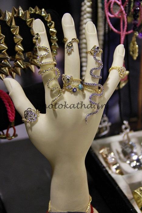 Rings, Doha Trade Fair, Fashion, Style, UAE