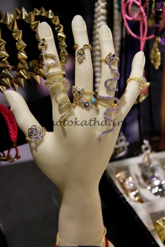 Rings, Doha Trade Fair, Fashion, Style, UAE