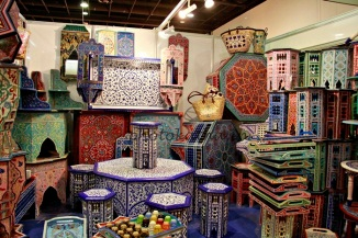 Doha Trade Fair 2013, UAE, Qatar, BLogginf, Photographey, Fashion, Style, Spices, Food, Cuisine, Travel, Syria
