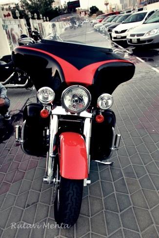 Doha, Soul Riders, Harley Davidson, The Bikerni, India, Biker, Tourer, Haly Davidson