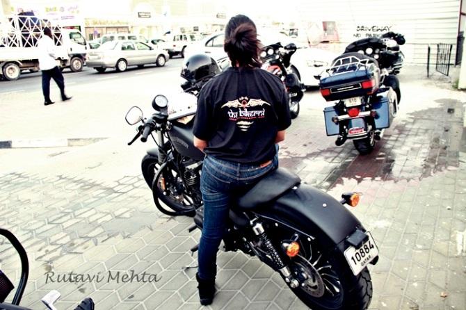 Bikerni, Rider, Biker, Doha ,Qatar, Harley Davidson