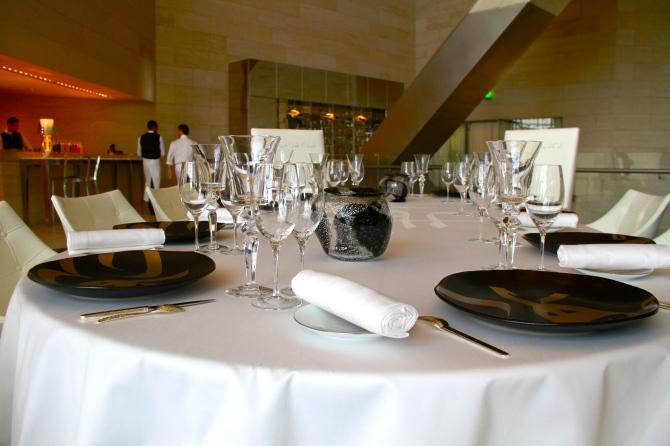 Cutlery Setup