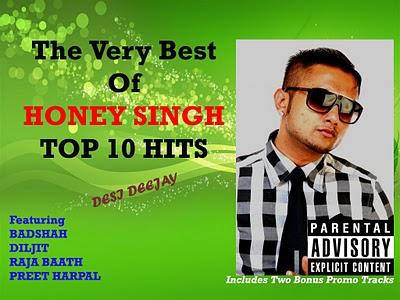 Honey Singh, Choot, Songs, Music, Media