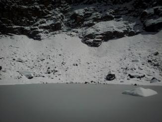 Roopkund Lake, Uttarakhand , Himalayas