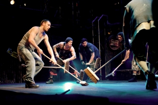 Stomp Qatar, Qatar, Ilove Qatar, ILQ, Ajeebness, London Olympics, Travel, photography, Doha News, Music, Stomping, Household Music